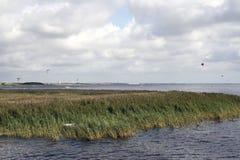 fjord Royalty-vrije Stock Foto's