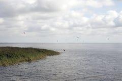 fjord Royalty-vrije Stock Afbeeldingen