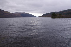 fjord Royaltyfria Foton