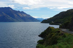 fjord lizenzfreies stockbild