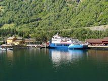 Free Fjord Coast, Flam, Norway. Royalty Free Stock Image - 68394206