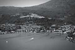 Fjord de Hardanger Images stock