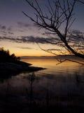 Fjord de Oslo, Noruega Fotos de Stock