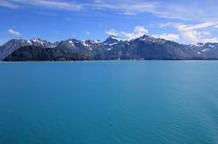 Fjord espectacular em Alaska Foto de Stock