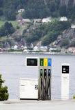 Fjord fuel. Stock Photos