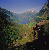 Fjord Stock Photography