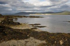 Fjord Gruinart Fotografering för Bildbyråer