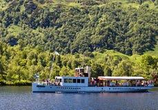 Fjord Katrine Royaltyfri Fotografi