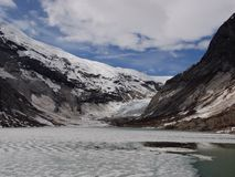 Fjord norueguês Imagens de Stock