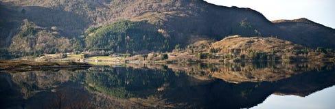 Fjord norvégien Images libres de droits