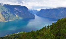 Fjord, Norway Stock Photo