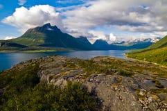 fjord norweigian Photo libre de droits