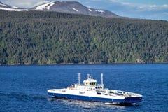 Fjord1 ROMSDALFJORD  免版税库存图片