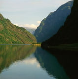 Fjord Stock Image
