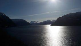 fjorde Stockfotos