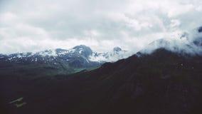 Fjorden van West-Noorwegen stock videobeelden
