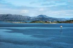 fjordnorrman royaltyfri foto