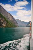 Into the fjords Stock Images