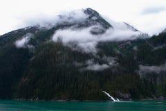 Fjords d'Alaska Image stock