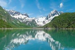 Fjords de Kenai image libre de droits