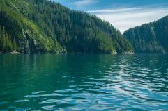 Fjords de Kenai photographie stock