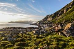 Fjords de Noruega Foto de Stock Royalty Free