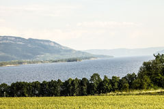 Fjords Royalty Free Stock Images