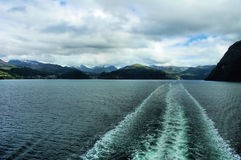 Fjords of Norway Stock Photos