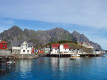 Fjords of Norway Royalty Free Stock Images