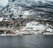Fjords in Norway Stock Photos