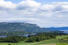 Fjords Stock Photo