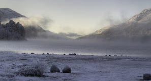 fjordshiel Fotografering för Bildbyråer