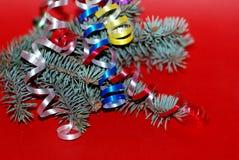 Flâmula do Natal Fotos de Stock