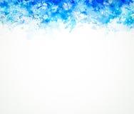 fläcer bluen royaltyfri illustrationer