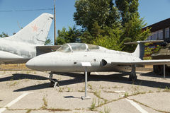 Fläche des Jet L-29 Lizenzfreies Stockbild