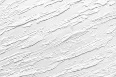 Fläck av en Venetian ljus svartvit abstrakt texturbakgrund för målarfärg Arkivfoto