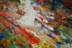 Fläckar för vattenfärg för målarfärg för textur för vita mörka mörka rosa röda purpurfärgade blått för guld för vattenfärgsilverv Royaltyfri Foto