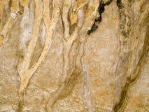 Fläckar på betong Royaltyfri Fotografi