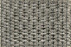 Fläta samman fibermonokromillustrationen Designmodell för bakgrund Royaltyfri Bild