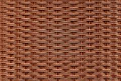 Fläta samman plast- fibrer Designtextur för bakgrund Arkivbilder