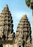 Flèche de temple Photos stock