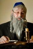 Flèche indicatrice de Torah Photos libres de droits