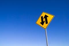 Flèches directionnelles photo libre de droits