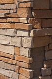 Fléau en pierre Image stock