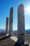 Fléaux chez Pergamon en Turquie. Photos libres de droits
