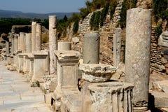 Fléaux d'Ephesus Photos stock