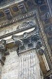 Fléaux de la cathédrale de Kazan Photographie stock libre de droits