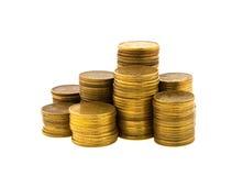 Fléaux des pièces de monnaie Photographie stock