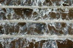 flödande trappa Arkivbilder