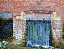 Flöde av vatten Arkivbild